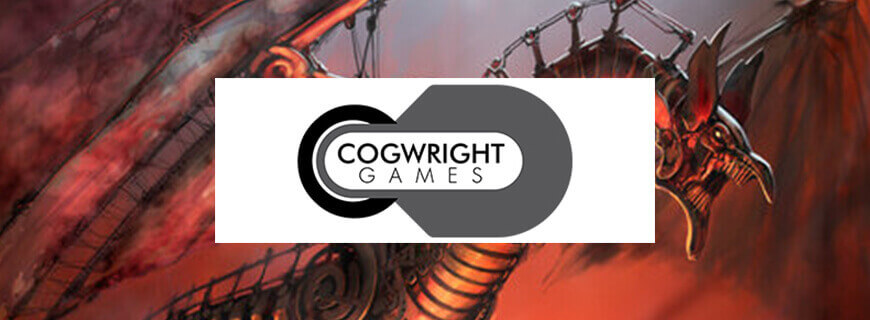 A winning hand for Cogwright Games