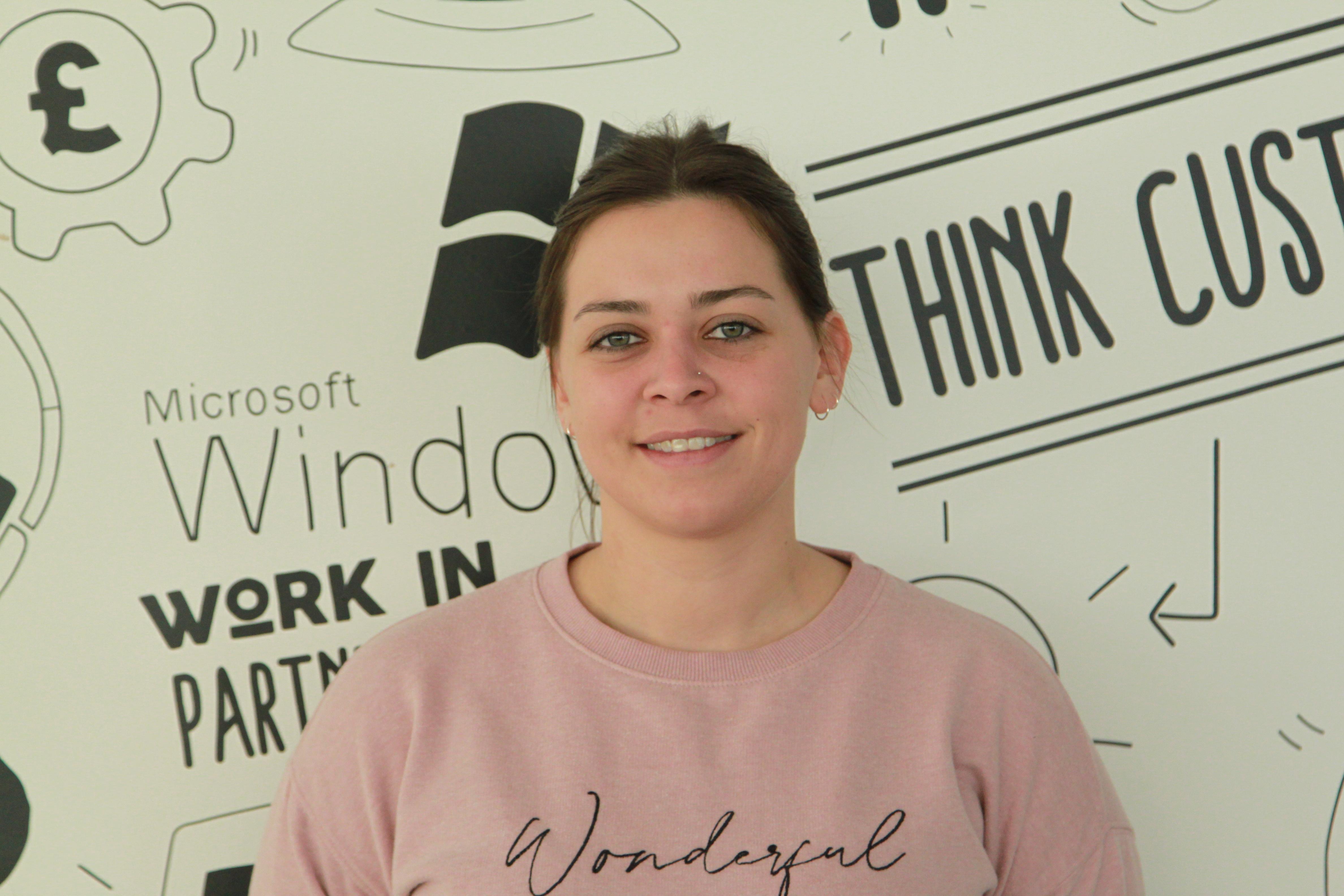 Katie Shepherd Brand Manager