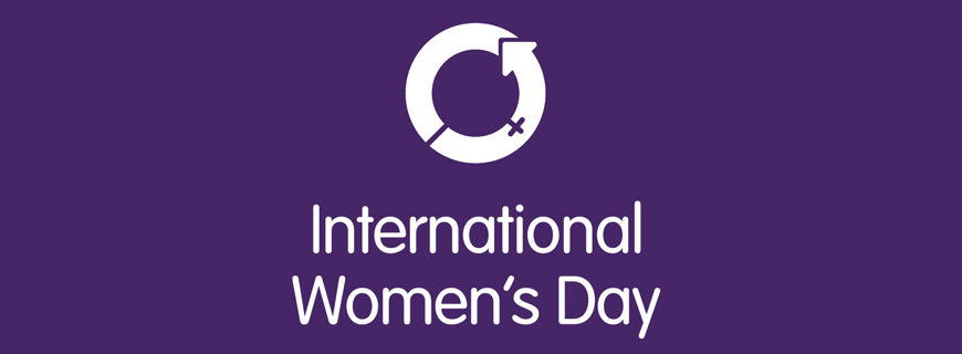 Choosing to challenge on International Women's Day 2021