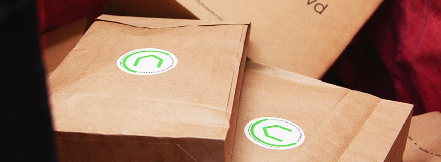 Introducing Biodegradable & Sustainable Packaging!