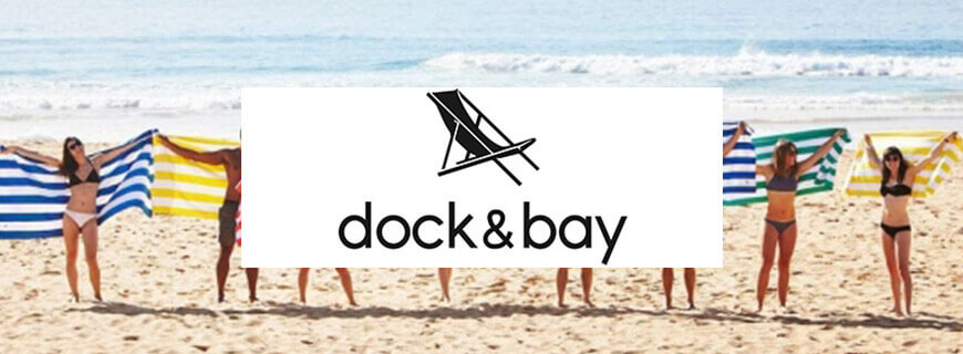 Life's a beach for Dock & Bay