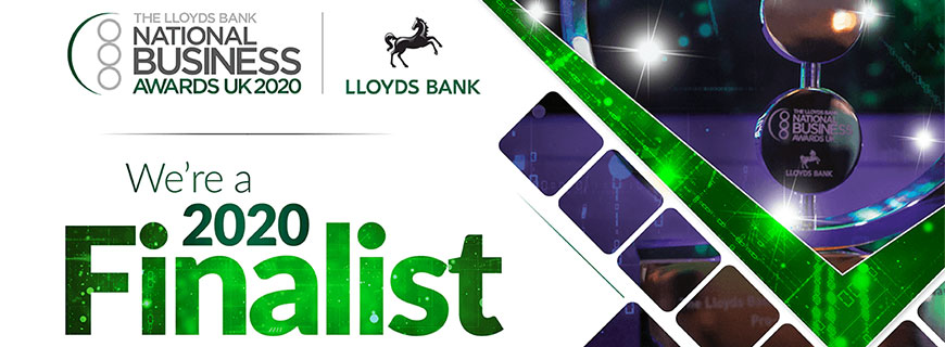 Lloyd's Bank NBA: Business Enabler Finalist 2020