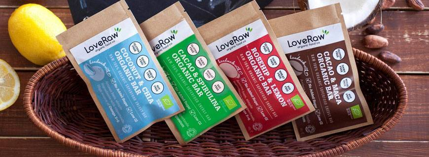 LoveRaw is causing a stir in the organic foods market