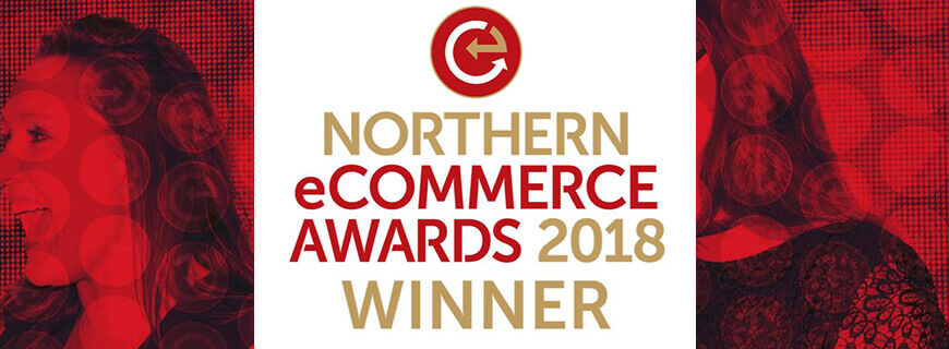 Retaining our title at the Northern eCommerce Awards
