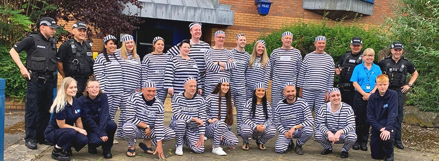 The Bail Me Out Challenge for Derian House