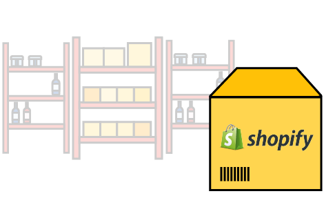 Shopify fulfilment