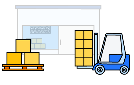 Temperature controlled storage and fulfilment