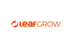 Leaf Grow Logo