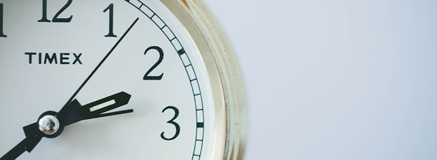 Saving time when managing an eCommerce business