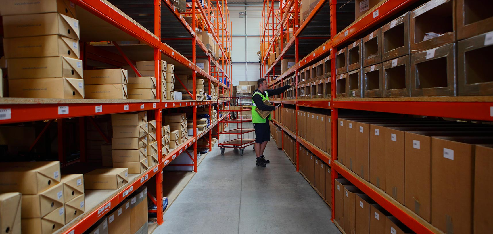 3pl Pick and Pack Fulfilment Services UK - Fulfilment Crowd