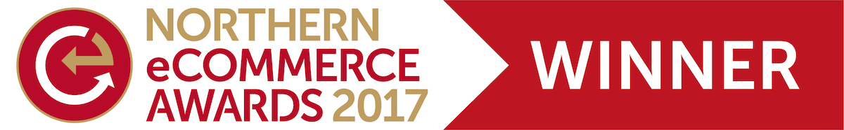 Northern ecommerce winners logo 2017