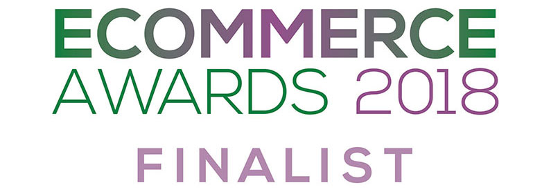 ecommerce award finalist logo