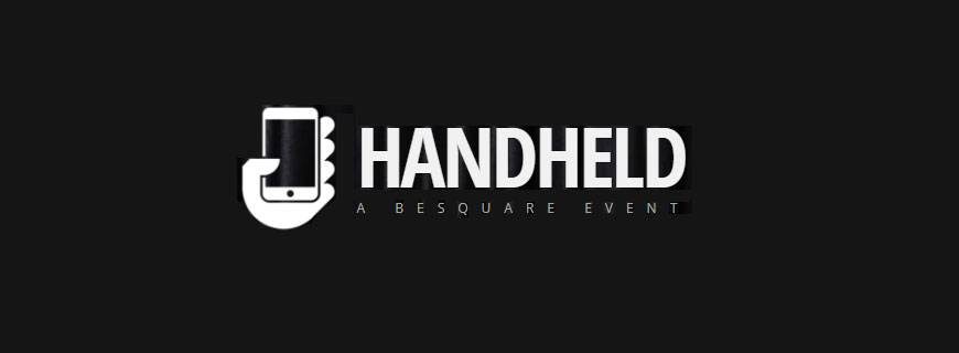 Handheld Conference, Day 2 - The main event!
