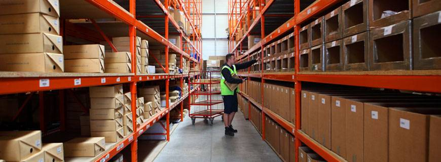 How to turn spare warehouse space into cash