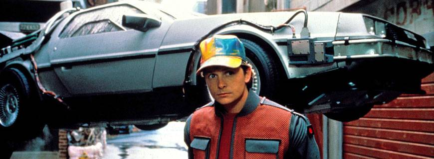 Roads? Where we're going, we don't need roads! - Back to the future technology predictions for 2015