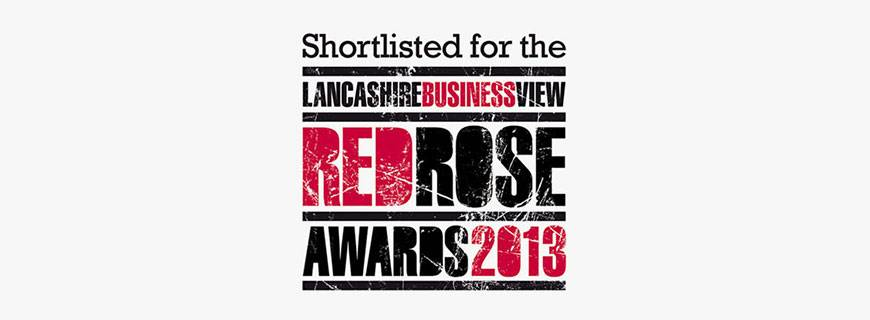 Shortlisted for the Red Rose Awards!