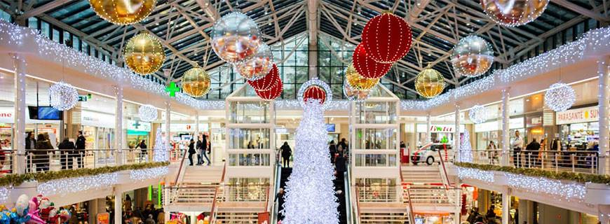 The Changing Face Of Christmas Shopping