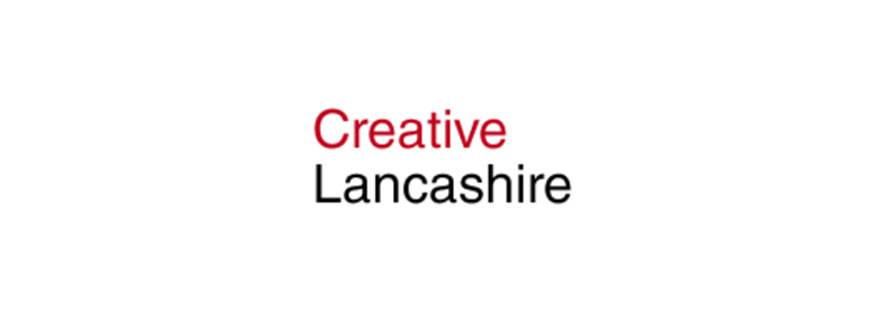 We are now registered on Creative Lancashire!