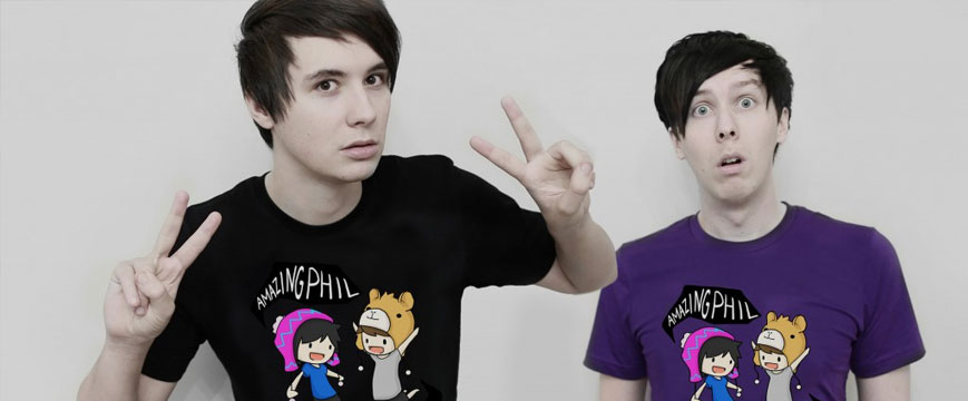 Dan and Phil Shop