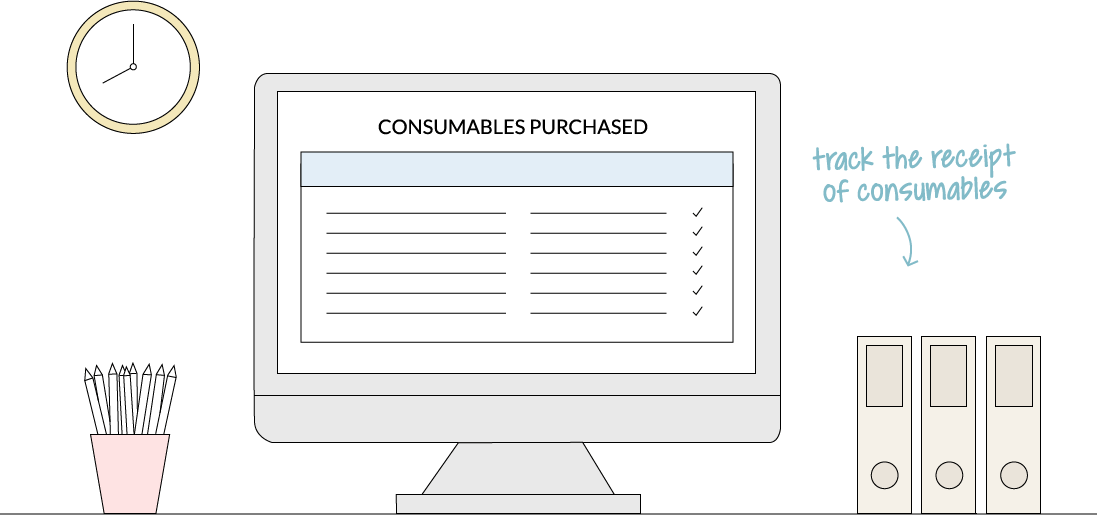 Consumables Purchasing