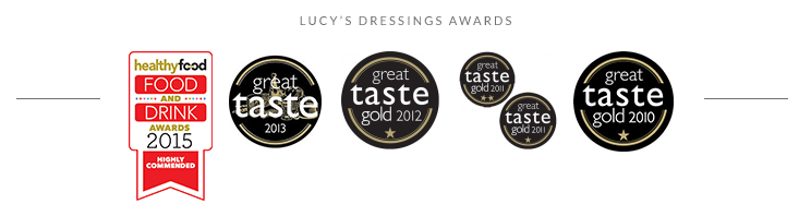 lucy's dessings awards
